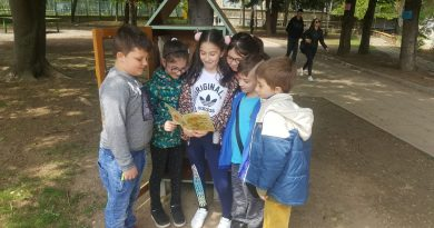 Дарителска акция за детски книги