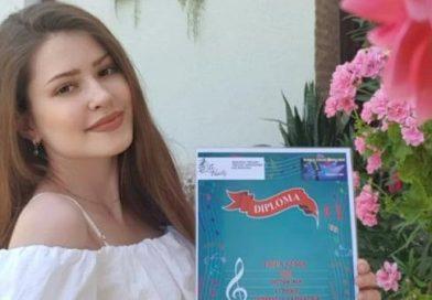 Награда от Румъния за музикален талант 🎥