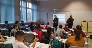 Училище и полиция – за децата