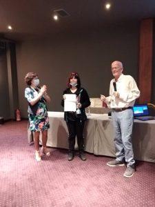 """Възпитаничка на Второ СУ """"Проф.Никола Маринов"""" стана двоен финалист в най-престижното международно състезание по английски език KGL"""